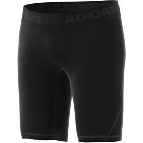 adidas Alphaskin Pantalones cortos running Hombre, negro
